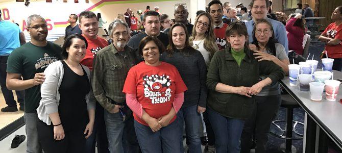 Mohawk sponsors local bowl-a-thon