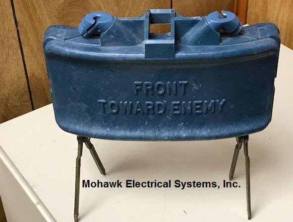 wire and cable harness assembly m68 practice claymore mohawk electrical systems  inc  m68 practice claymore mohawk electrical systems  inc
