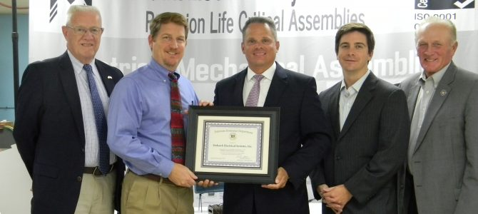 Mohawk awarded for 30 years in Delaware Workplace Safety Program