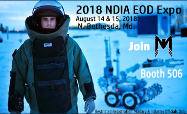 Join Mohawk at 2018 NDIA Global EOD Expo