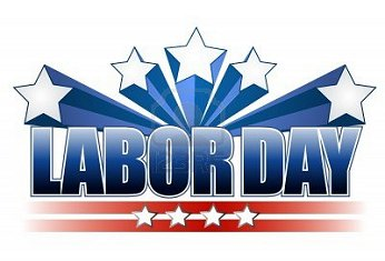 Plant and office closed for Labor Day
