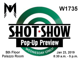 Mohawk's exhibiting at 2019 SHOT Show: Pop-up preview