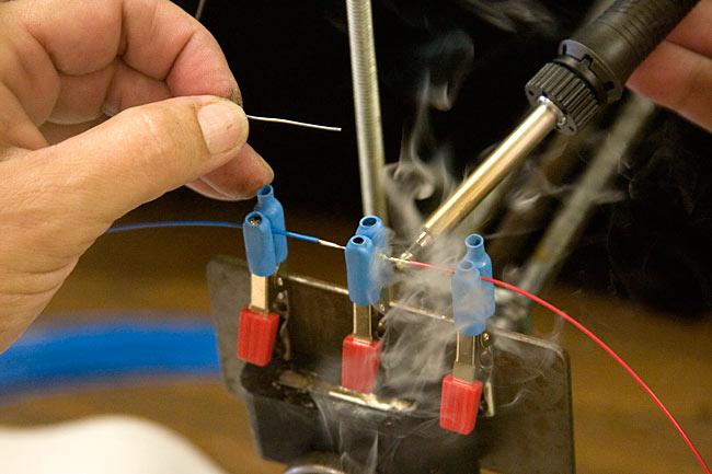 Resistance Welding - Micro Welding